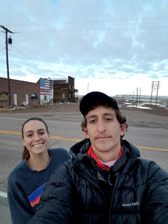 Molly and Noah Fredenberg